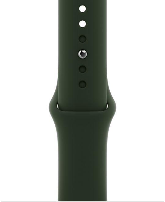 Apple Watch 44 mm Linen Blue Sport Band - Regular