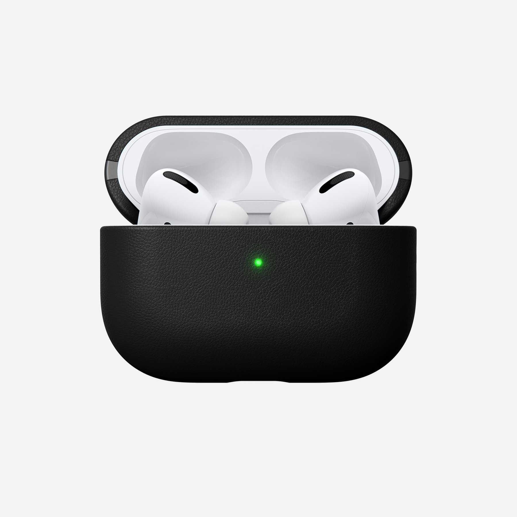 Nomad Airpods Pro Case Black Leather
