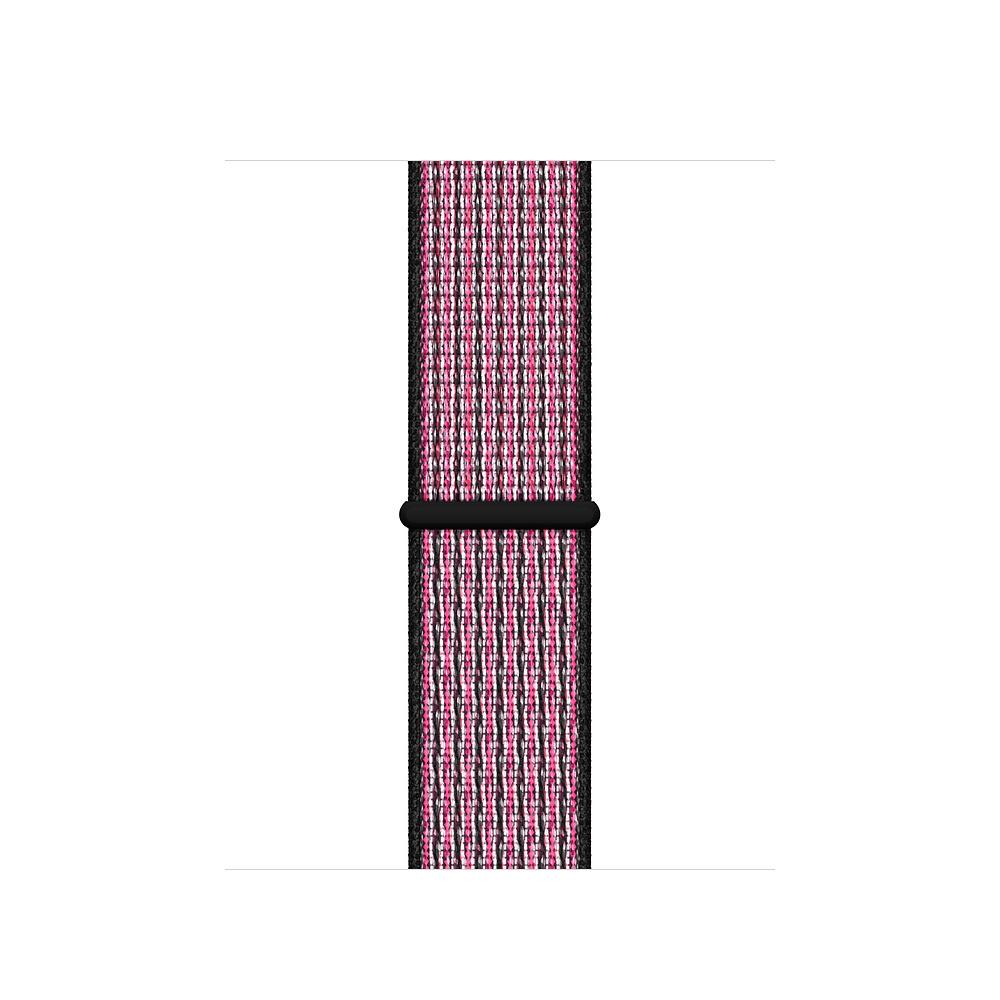Apple Watch 44mm Pink Blast/T rue Berry Nike Sport Loop