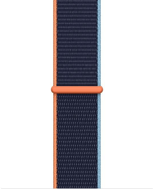 Apple Watch 44 mm Deep Navy Sport Loop