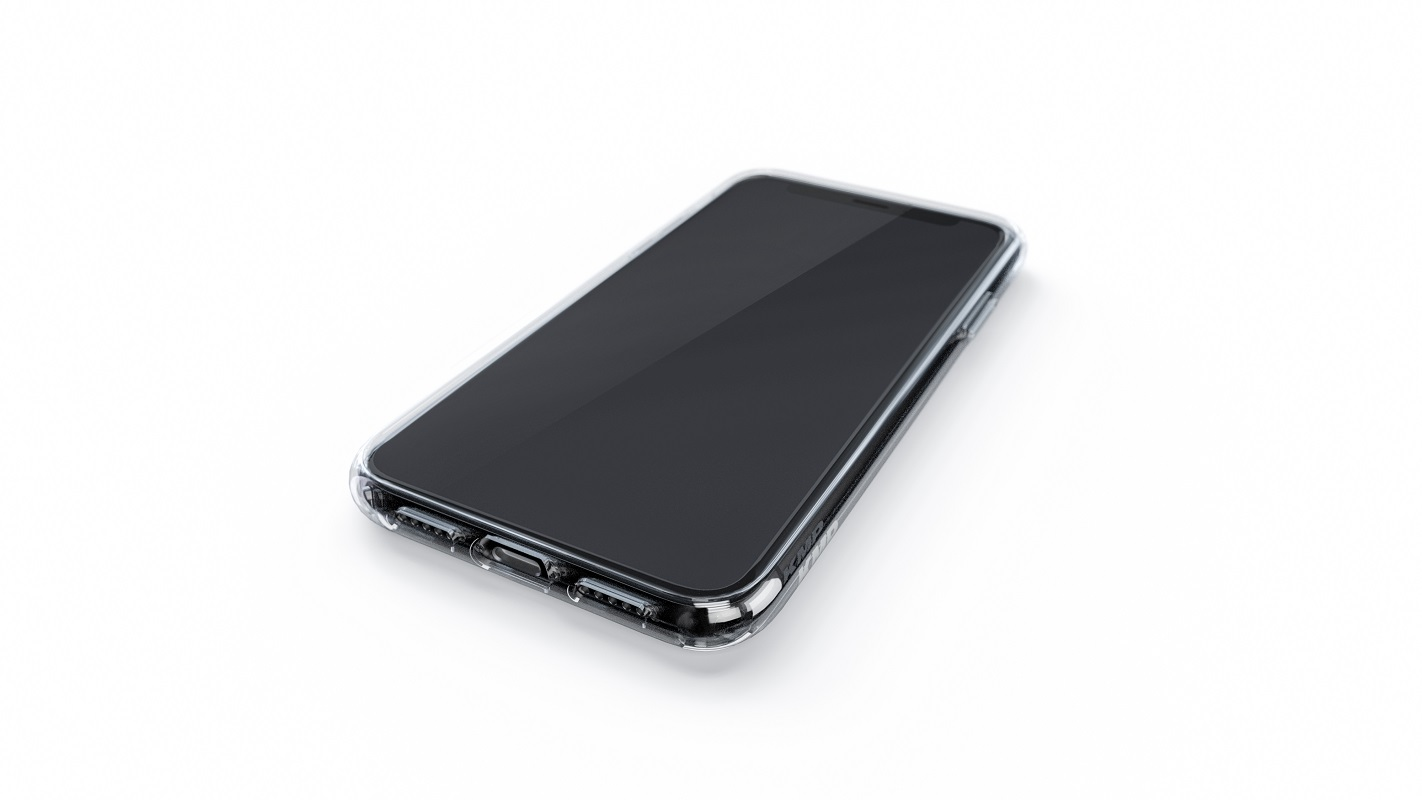 KMP Clear Case iPhone XR