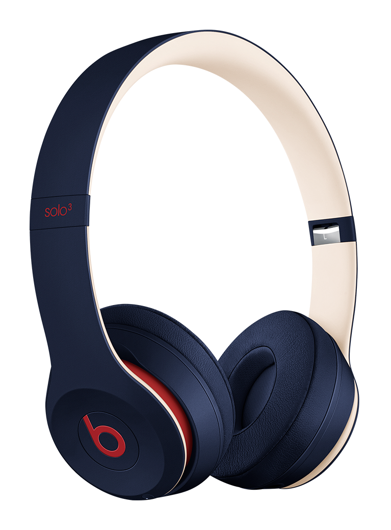 Beats Solo3 Wireless Kopfhörer Club Coll. On-Ear (clubnavy)