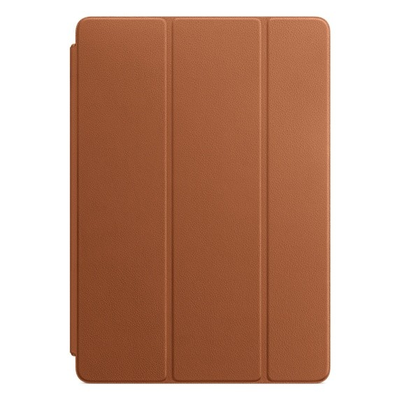 """Apple Leather Smart Cover for 10.5"""" iPad Pro saddle brown"""