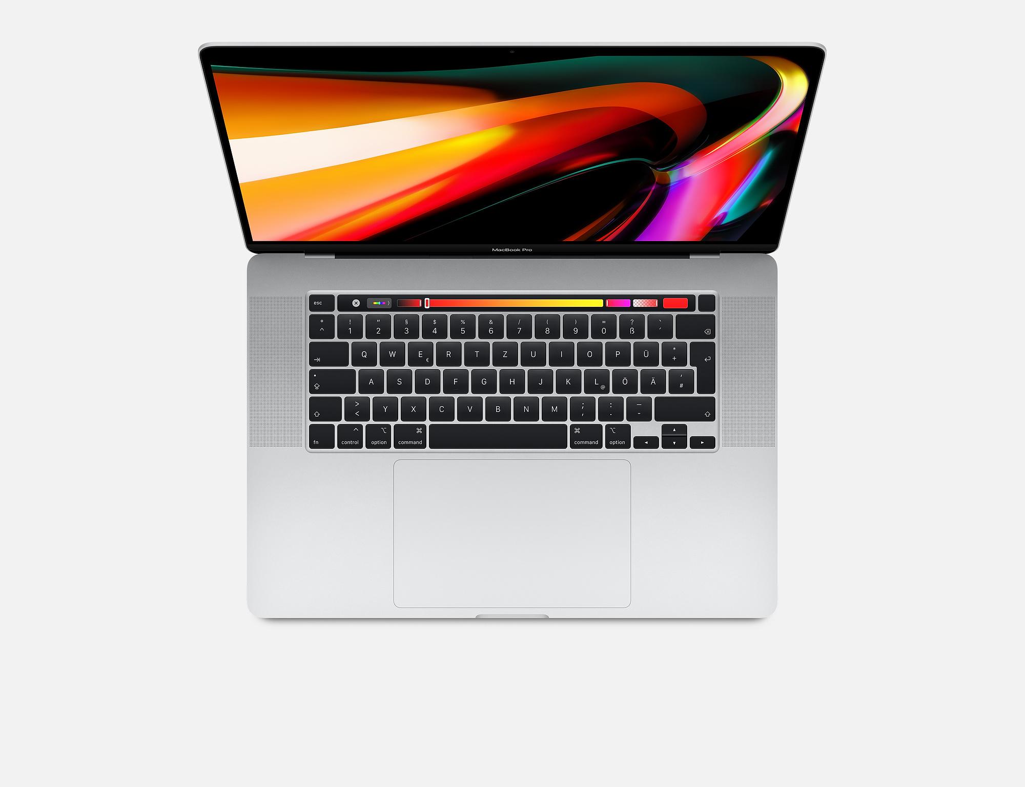 "Apple MacBook Pro 16"" 2,3 8C i9 16/1TB/5500M/Silver"
