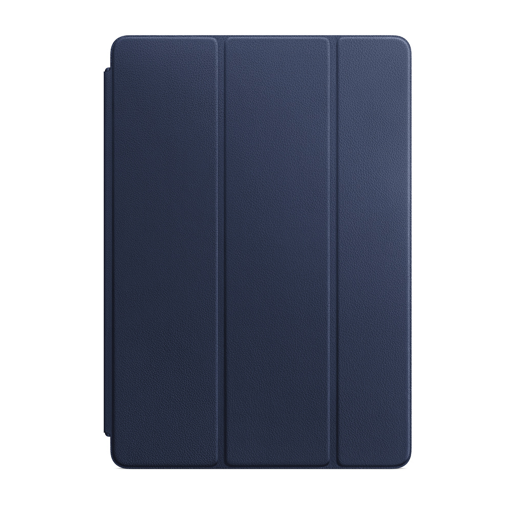 "Apple Leather Smart Cover for 10.5"" iPad Pro midnight blue"
