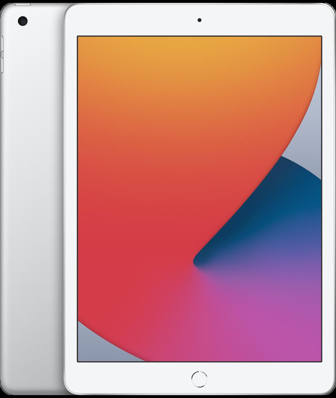 """Apple iPad 10,2"""" 2020 Wi-Fi + Cell. 128 GB Silver"""