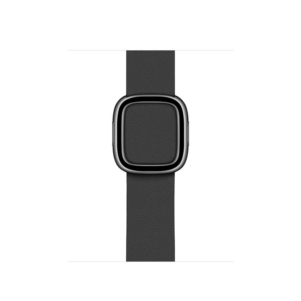 Apple Watch 40mm Black Modern Buckle Medium