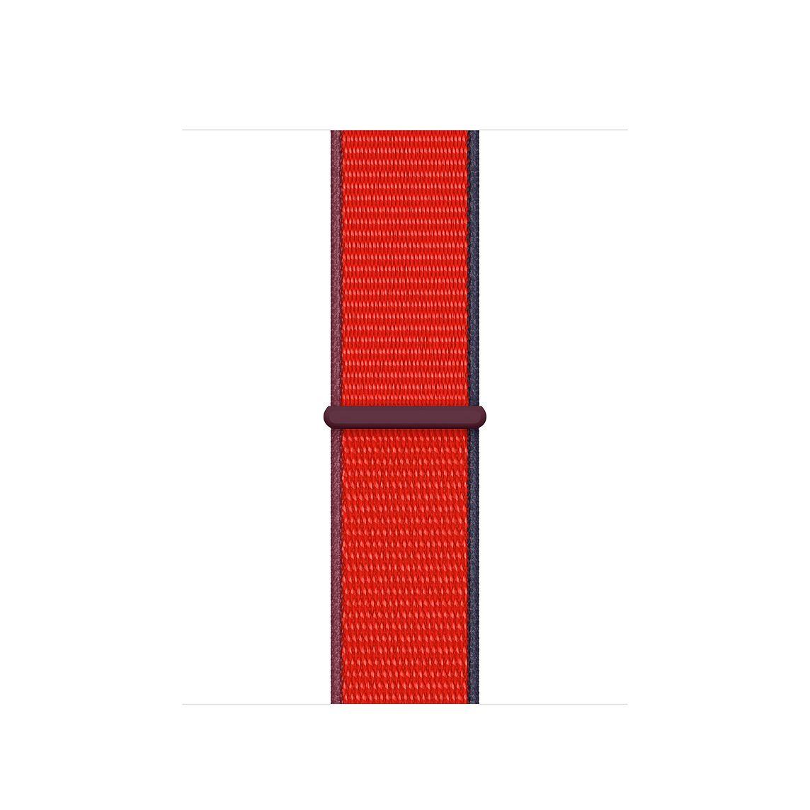 Apple Watch 44 mm (PRODUCT)RED Sport Loop