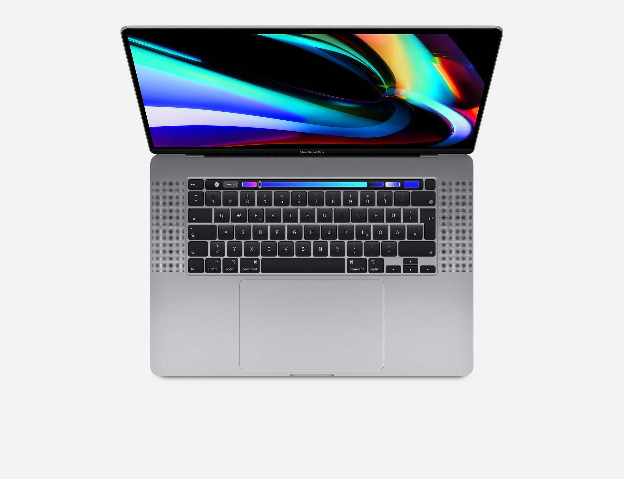 "Apple MacBook Pro 16"" 2,3 8C i9 16/1TB/5500M/Space Gray"