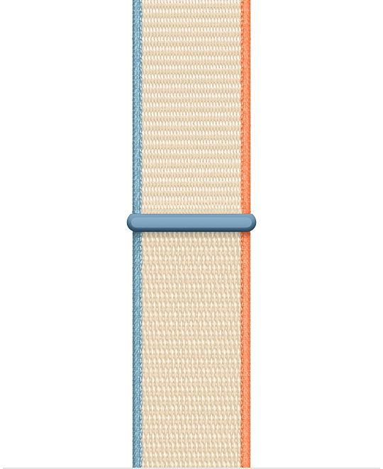 Apple Watch 40 mm Cream Sport Loop