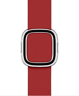 Apple Watch 40mm (PRODUCT)RED Modern Buckle Band - Medium