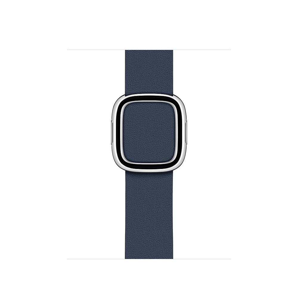 Apple Watch 40mm Deep Sea Blue Modern Buckle Large