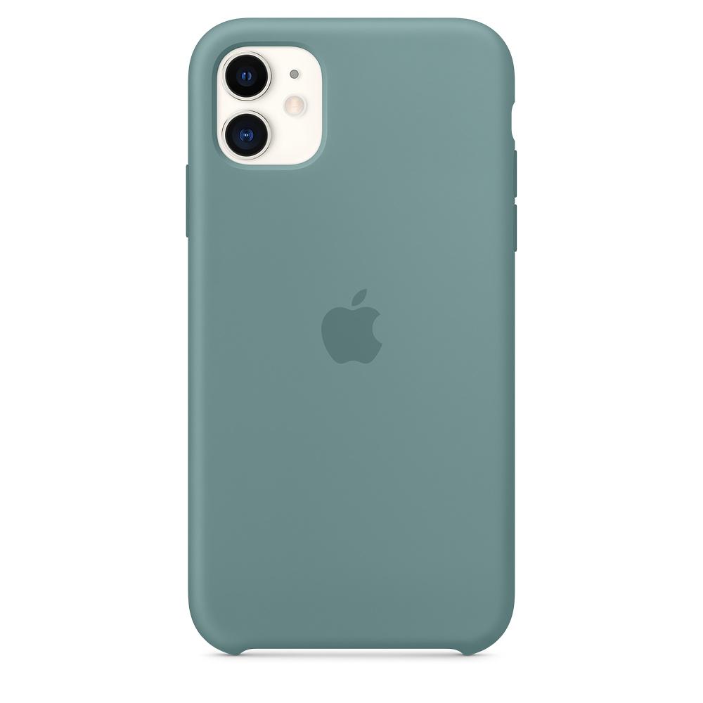 Apple iPhone 11 Silicone Case Cactus