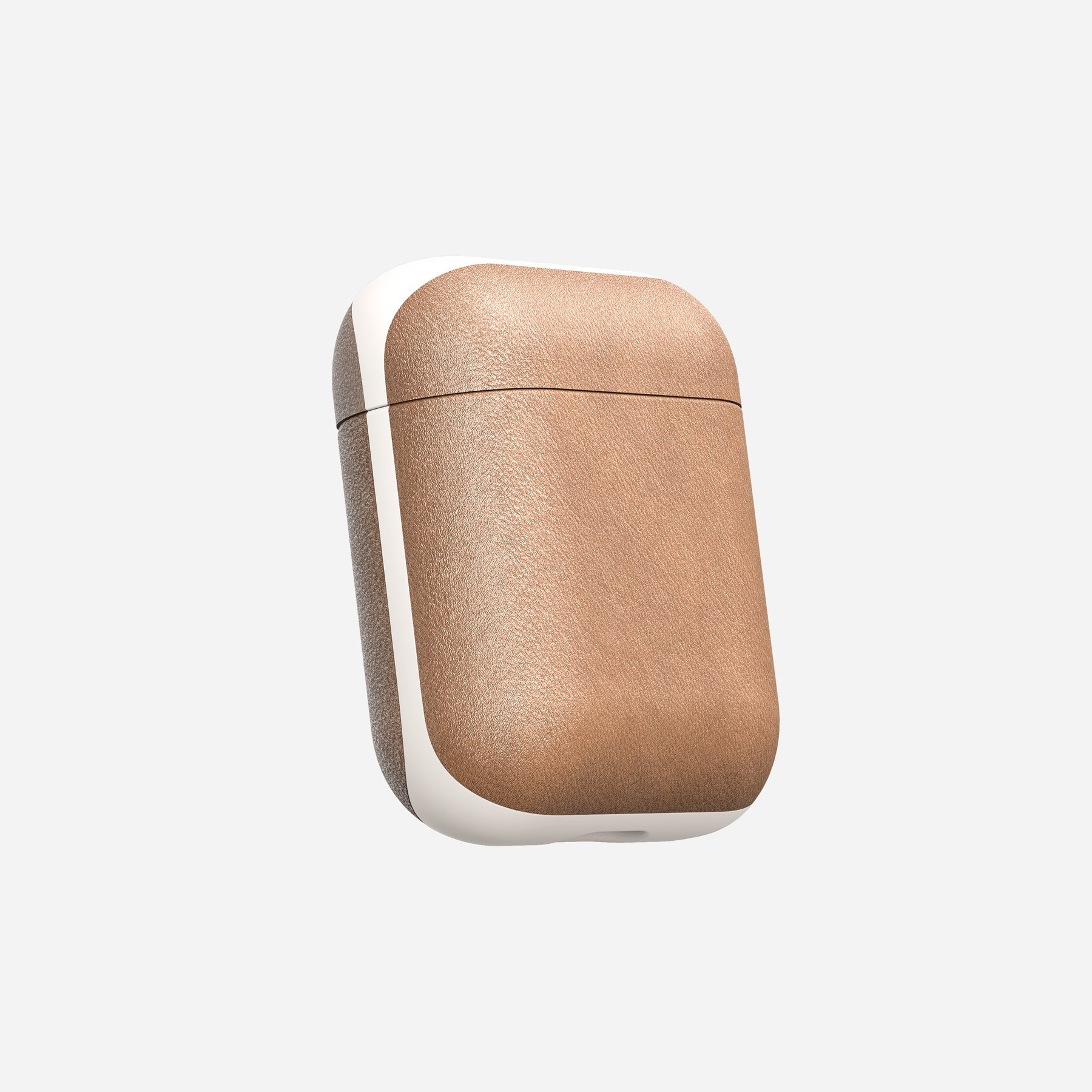 Nomad Airpod Case Natural Leather