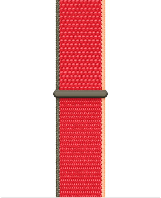Apple Watch 40 mm (PRODUCT)RED Sport Loop