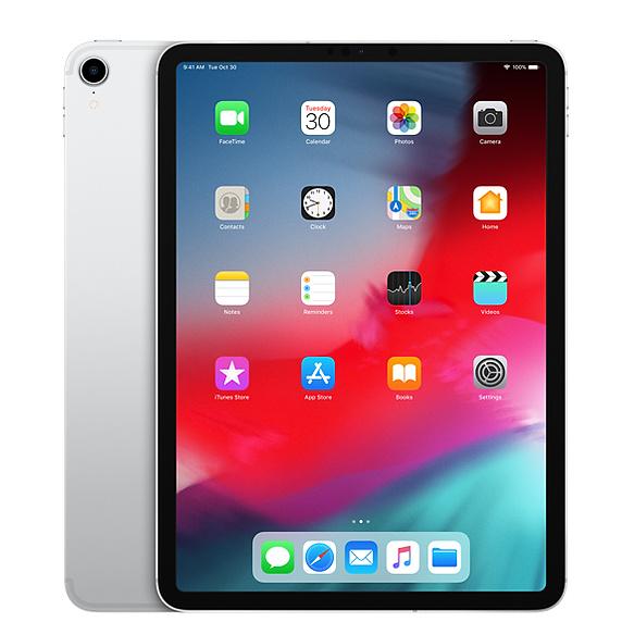 """Apple iPad Pro 11"""" Wi-Fi + Cellular 256GB Silver **"""
