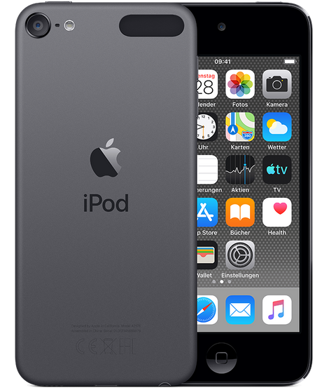 Apple iPod touch 128GB Space Grey (2019)