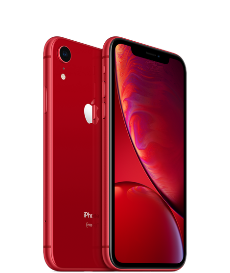 Apple iPhone XR 128GB (PRODUC T) RED