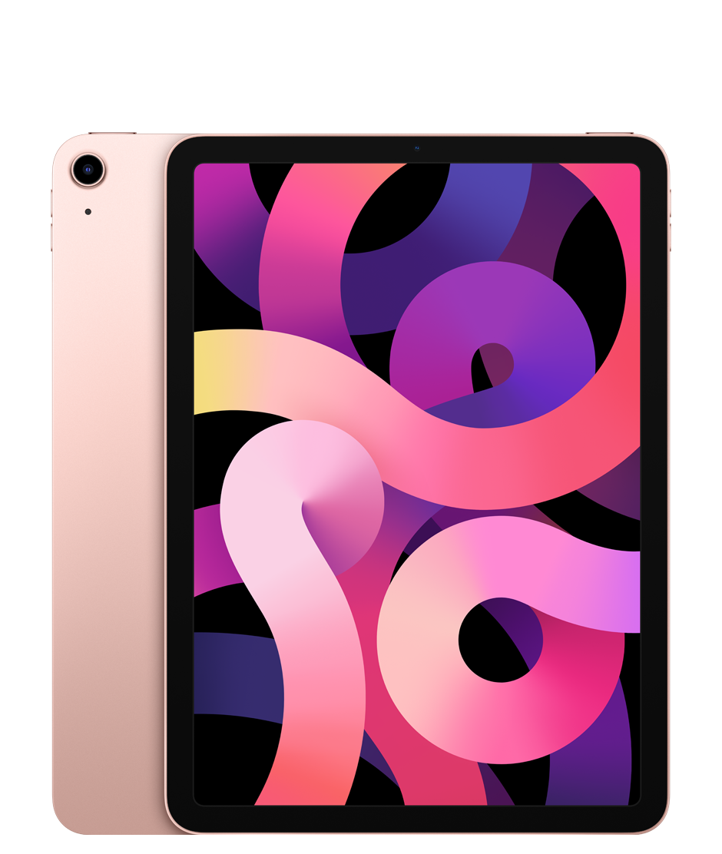 "Apple iPad Air 2020 10,9"" Wi-Fi 64 GB Rose Gold"