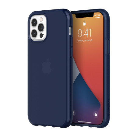 Griffin Survivor Case für iPhone 12/12 Pro navy blue
