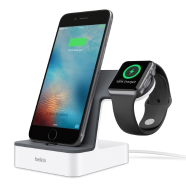 Belkin PowerHouse Ladedock für iPhone und Apple Watch